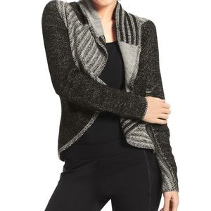Cabi Patchwork Sweater